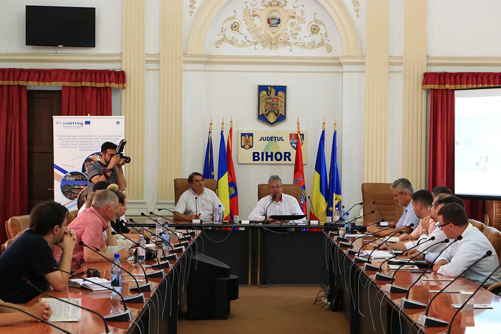 O nouă colaborare transfrontalieră pentru dezvoltarea turismului în Bihor