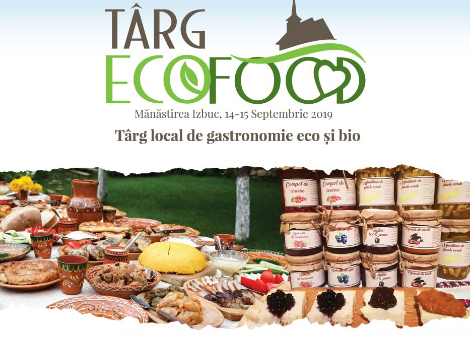 ECO FOOD – târg local de gastronomie eco și bio